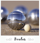 Boules - French Game