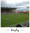 Rugby Stadiums in Perpignan - Stade Aime Giral and Stade Gilbert Brutus