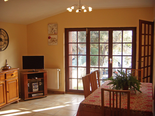 La Bougainvillea - Holiday Rental in France